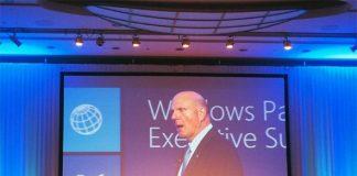 Windows Partne Executive Summit