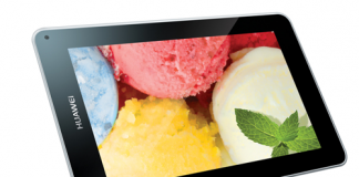 Huawei Mediapad 7 Lite начало продажи в России