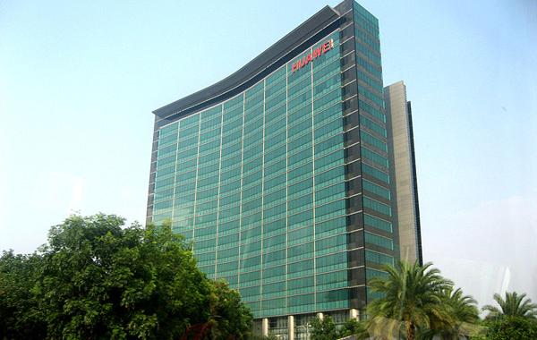 Штабквартира Huawei в Шэньчжэне