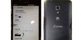 Huawei Ascend Mate 2 фото