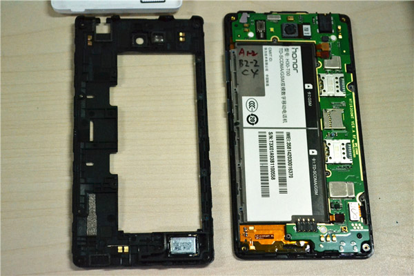 Huawei-Honor-3C-Disassembled-And-Tear-Down-image-3