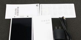 Комплектация Huawei Honor 3X