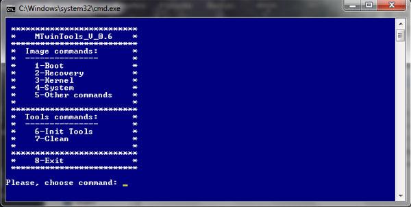 MTwinTools - средство для работы с файлами прошивок и образами  img