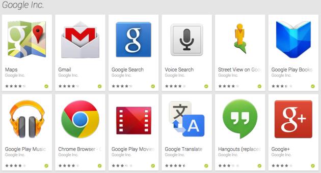 что такое google apps