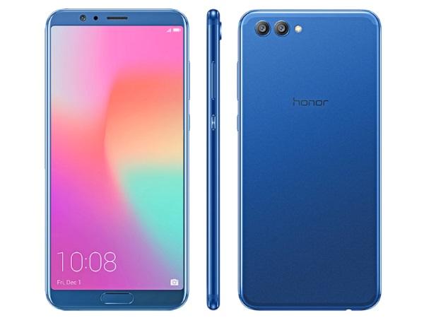 Huawei Honor V10 View 10 обзор характеристики отзывы цены