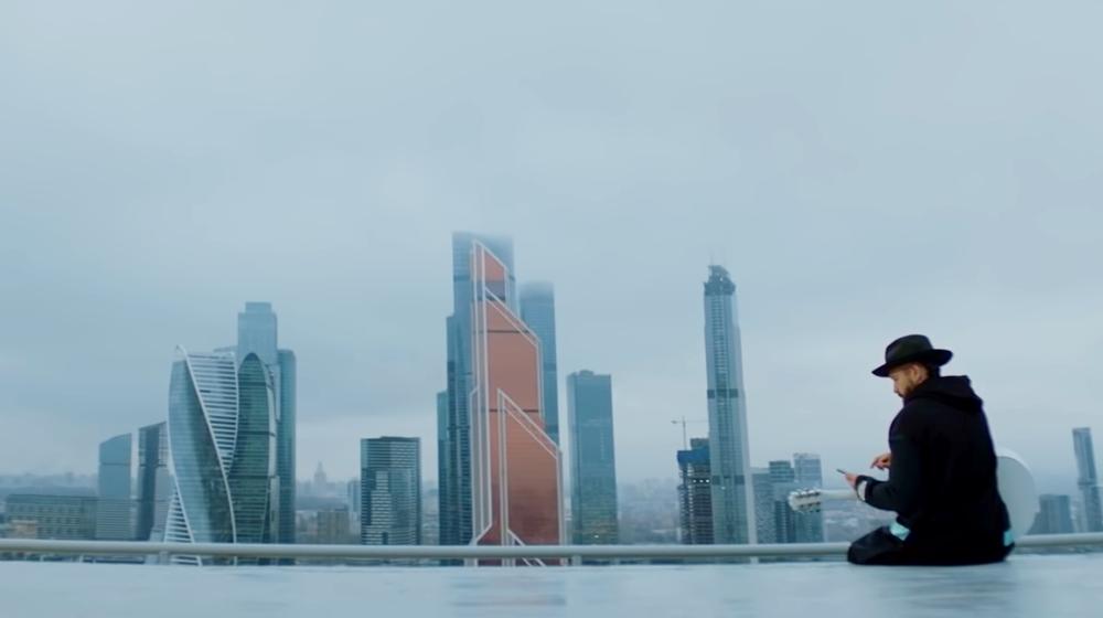 Huawei and Uma2rman promo
