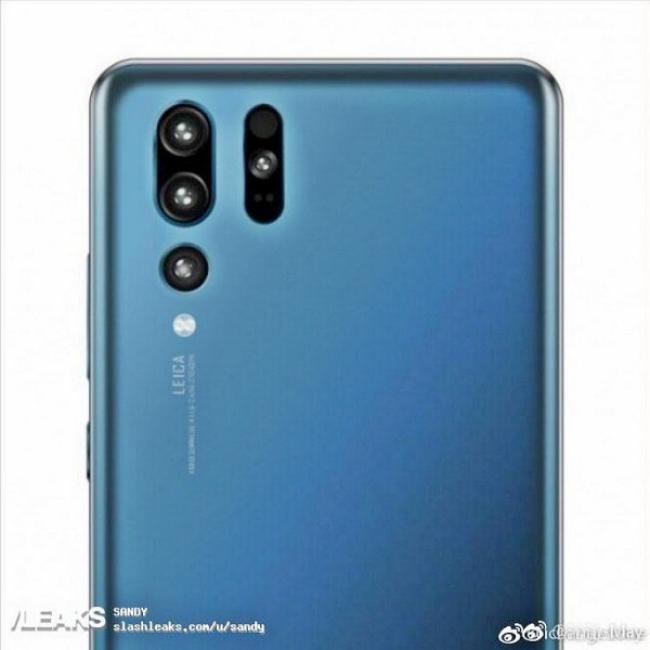 Новые рендеры Huawei P30 Pro вызвали особый интерес у фанатов бренда
