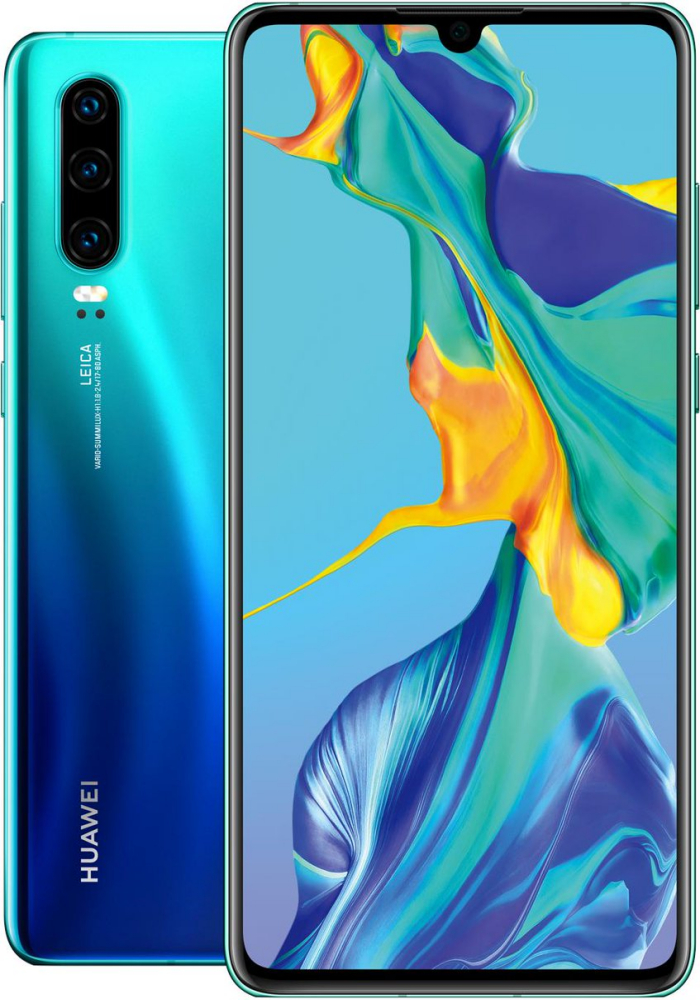 Huawei P30 и P30 Pro представили в столице Франции