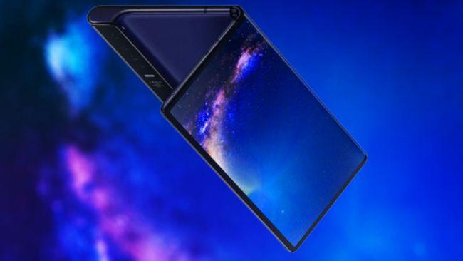 Складной Huawei Mate X готовится выйти на рынок Поднебесной