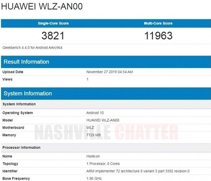 Huawei Nova 6 5G и Nova 6 SE представят уже на следующей неделе