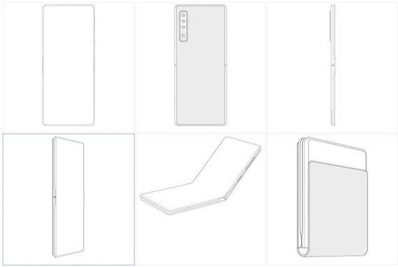 Huawei готовит к анонсу сразу два смартфона со складным дисплеем