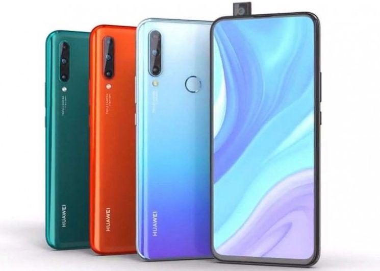 Huawei готовит к анонсу доступный 5G-смартфон Enjoy 20 Plus
