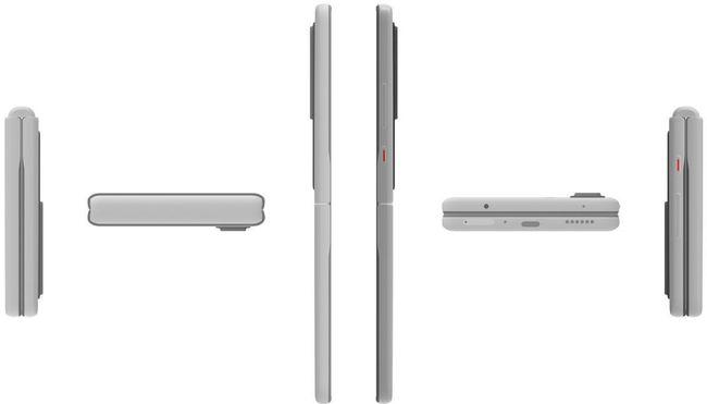 Huawei готовит к анонсу конкурента Samsung Galaxy Z Flip