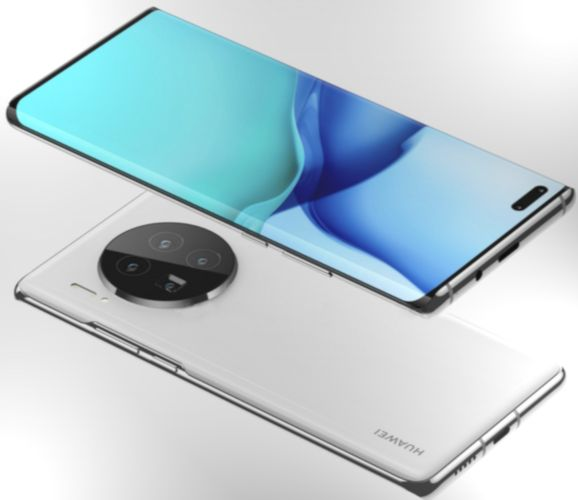 Huawei Mate 40 concept